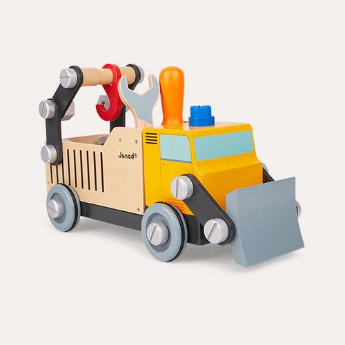 Multi Janod DIY Construction Truck