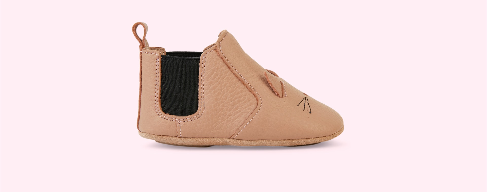 Cat Rose Liewood Edith Leather Slippers