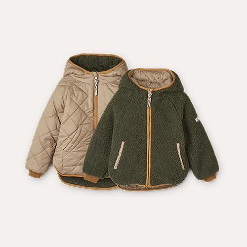 Oat Liewood Jackson Reversible Jacket