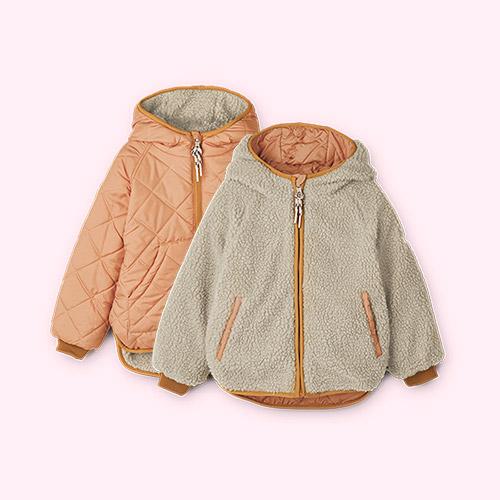 Tuscany Rose Liewood Jackson Reversible Jacket