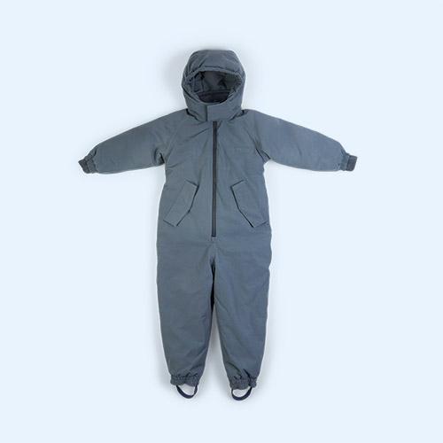 Whale Blue Liewood Sne Snowsuit