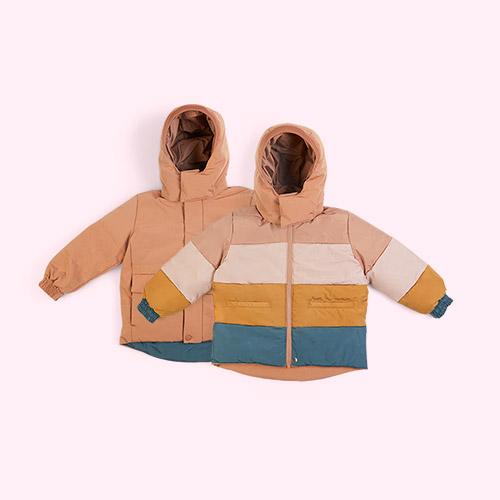 Tuscany Rose Liewood Paloma Puffer Jacket