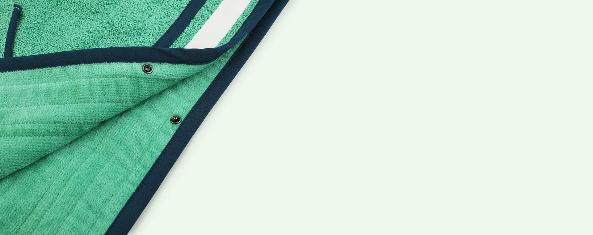 Spike dinoSea Hooded Towel