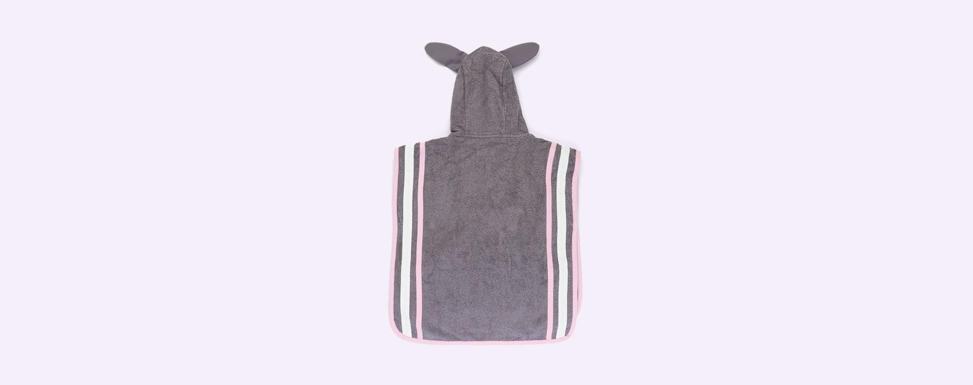 Hop dinoSea Hooded Towel