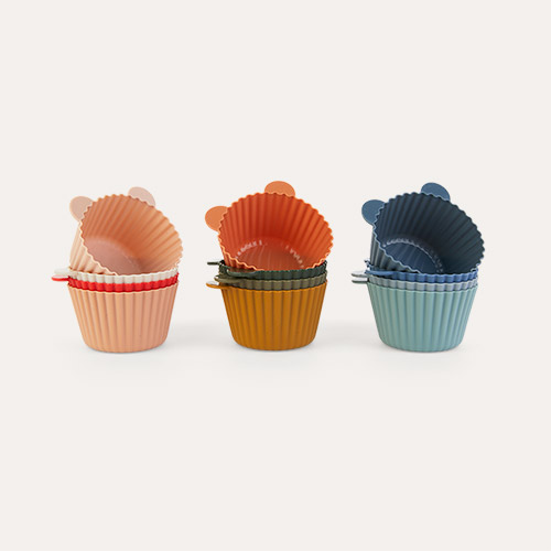Multi Mix Liewood 12-Pack Jerry Cake Cup