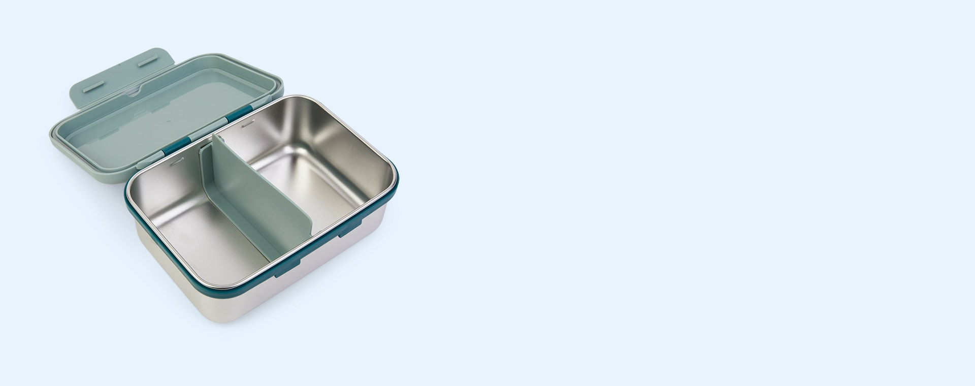 Adventure Bus Lassig Lunchbox Stainless Steel