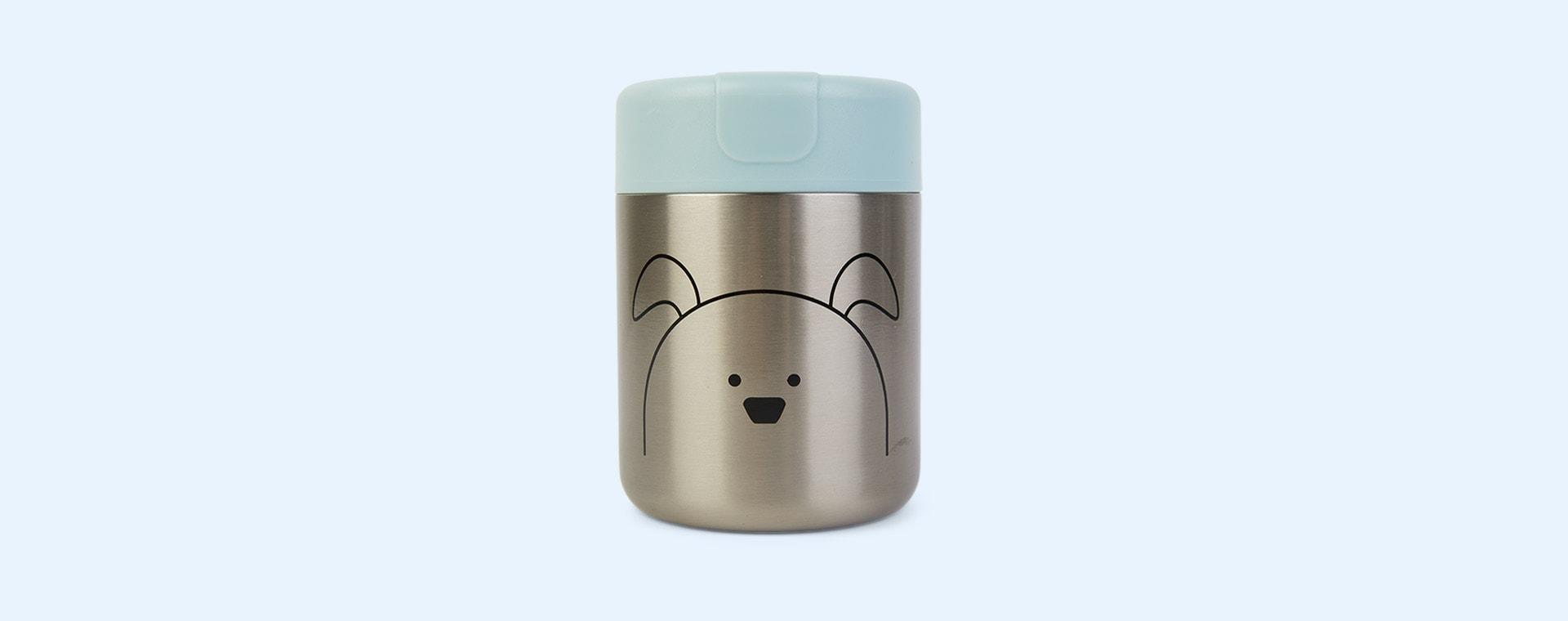Little Chums Dog Lassig Food Jar