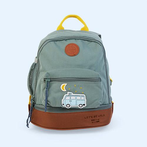 Adventure Bus Lassig Backpack