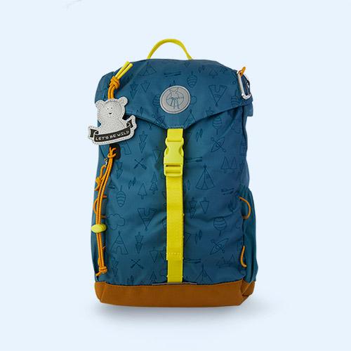 Blue Lassig Outdoor Backpack