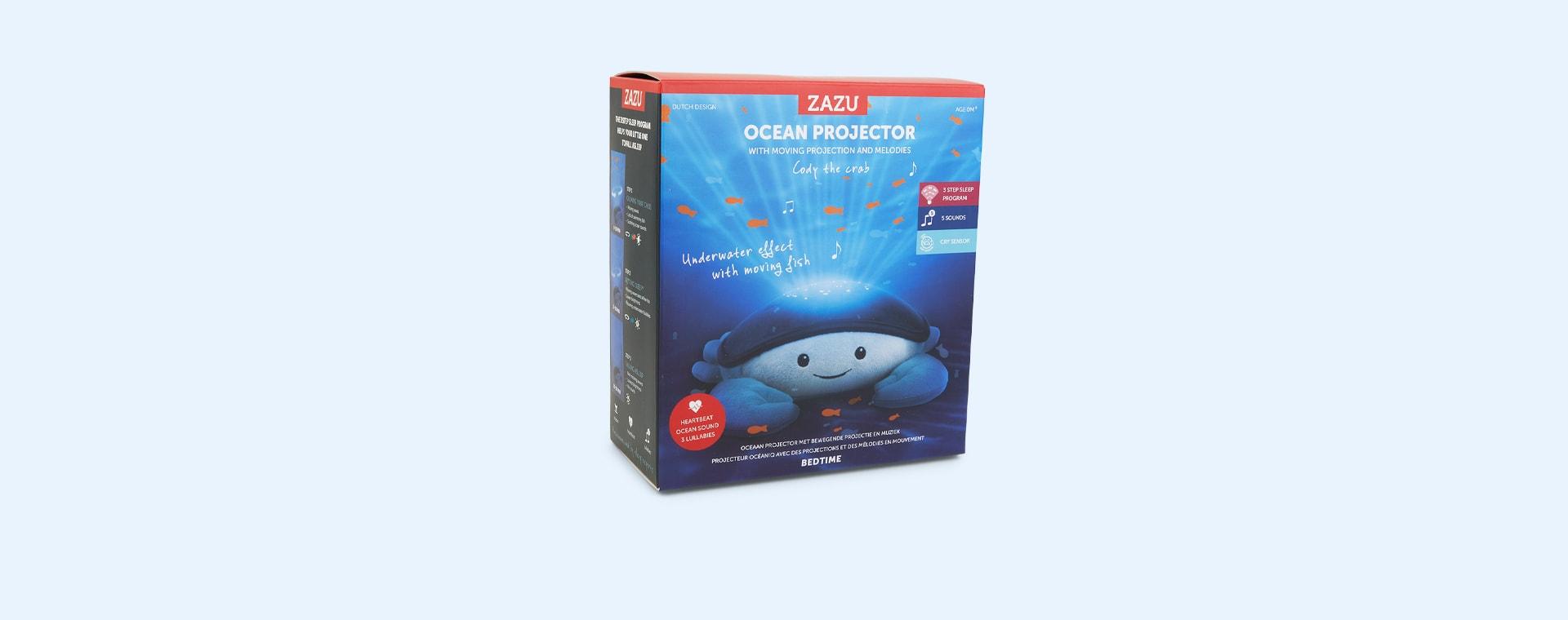 Blue Zazu Cody The Crab Ocean Projector