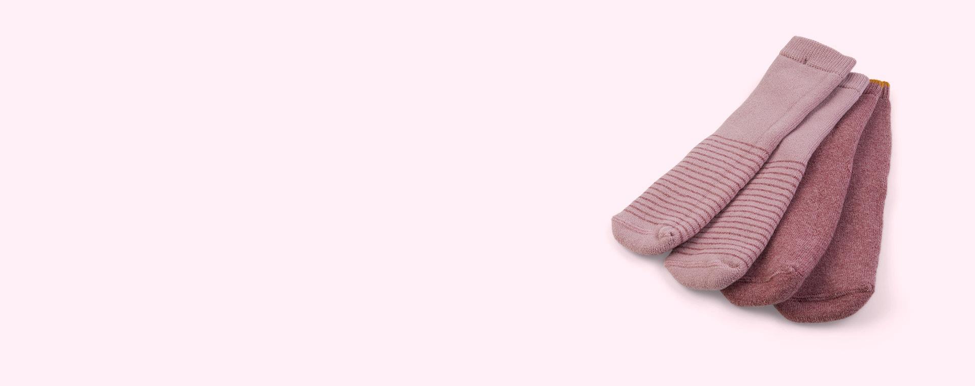Rosewood Lassig 2-Pack Anti-Slip Socks