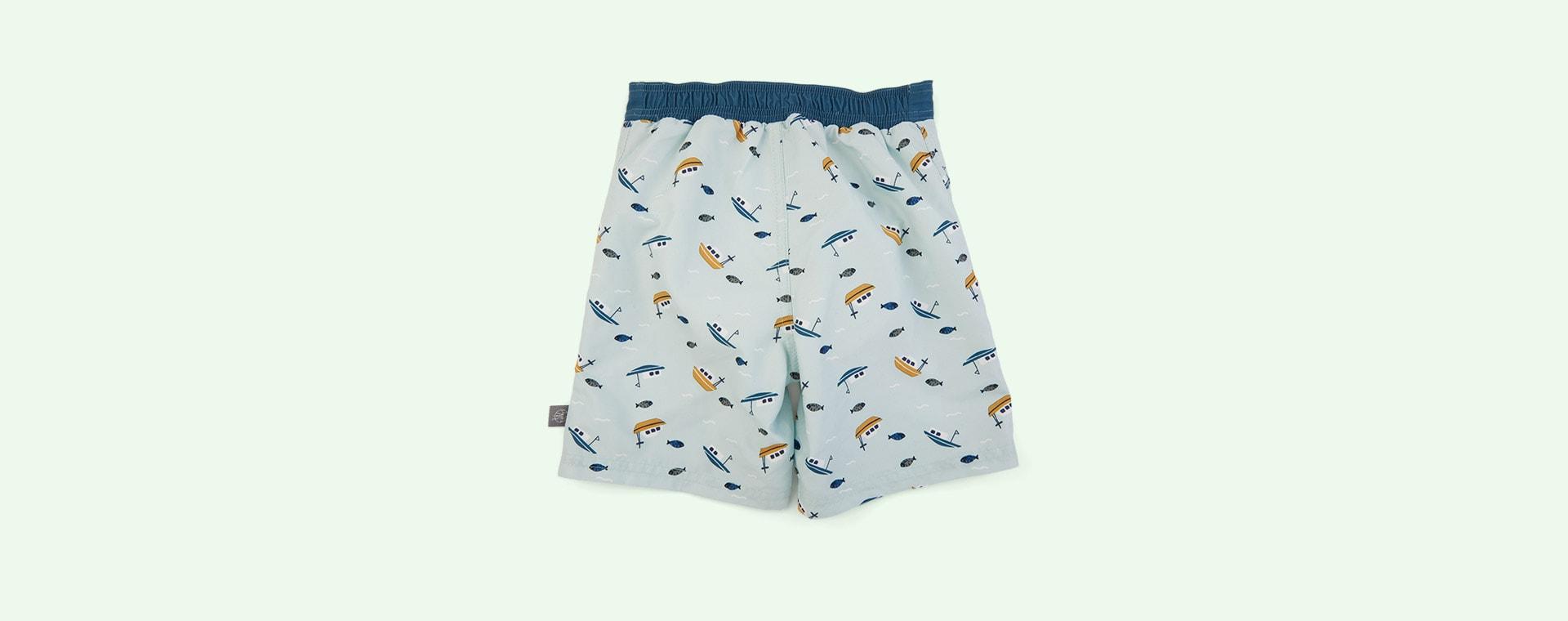 Boat Mint Lassig Board Shorts