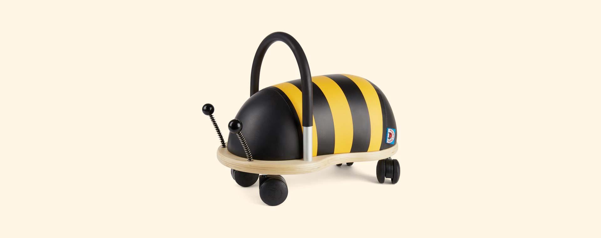 Yellow Wheely Bug Bee Ride-on