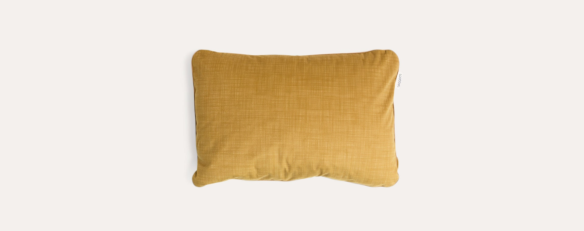 Ochre Wobbel Pillow