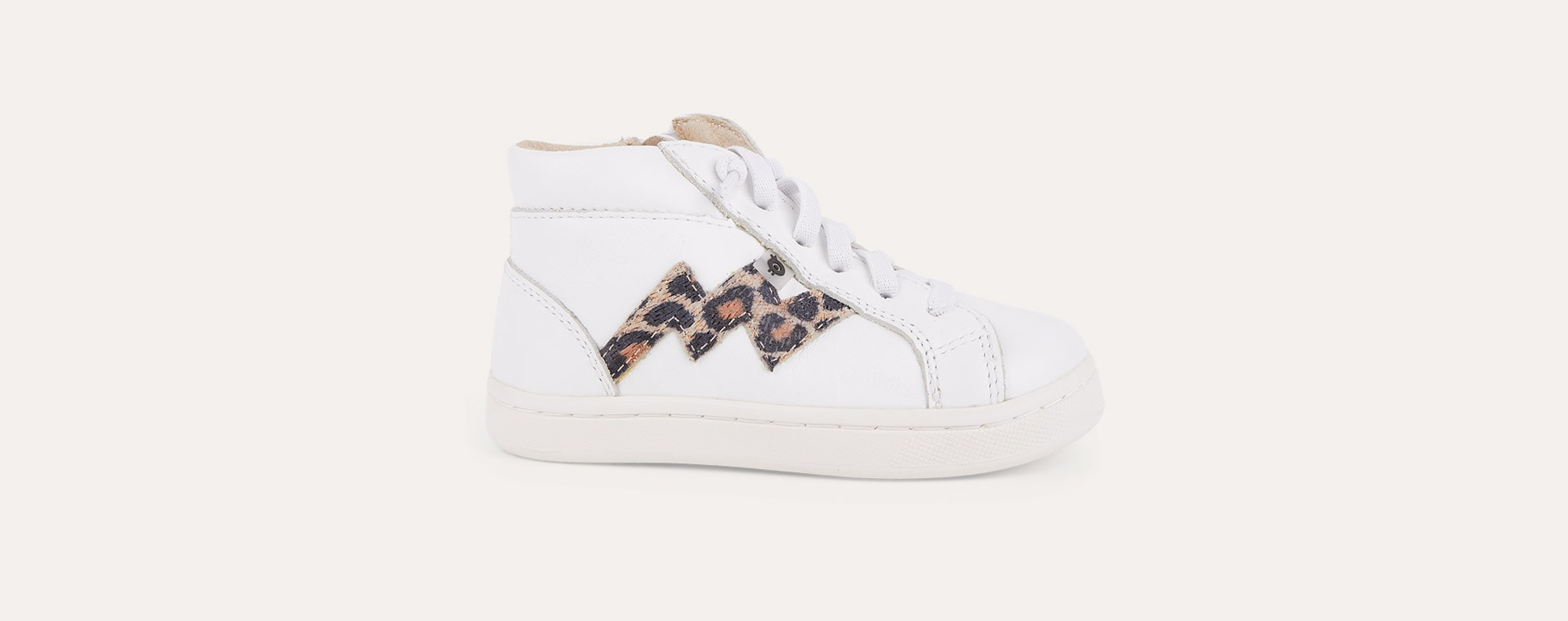 Snow / Kitten old soles Bolty High Top