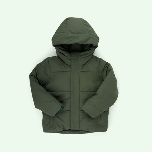 Green Forest GOSOAKY Dragon Eye Coat