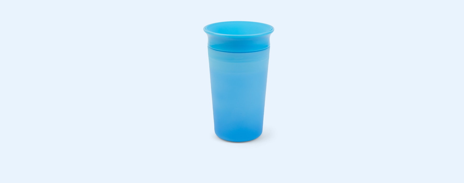 Blue/Light Blue Munchkin Miracle 360 Colour Changing Sippy Cup