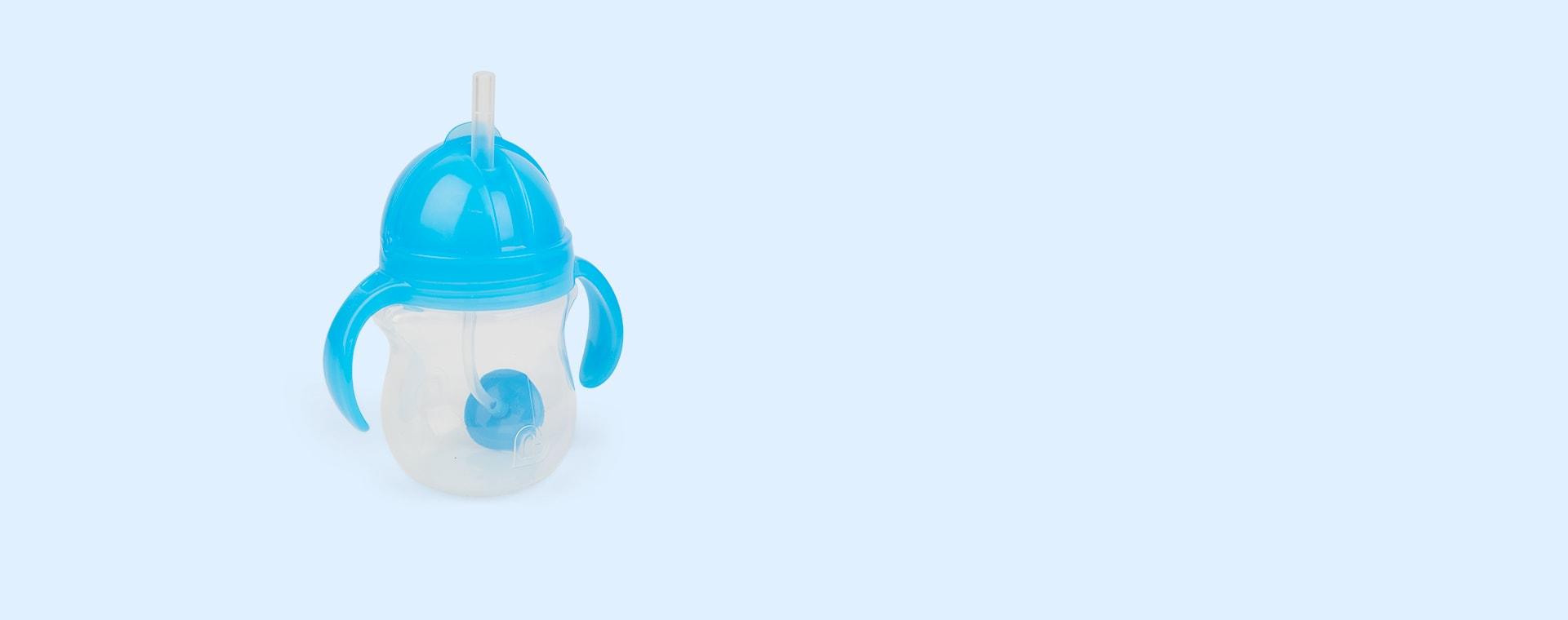 Blue Munchkin Be Happy Toddler Dining Set
