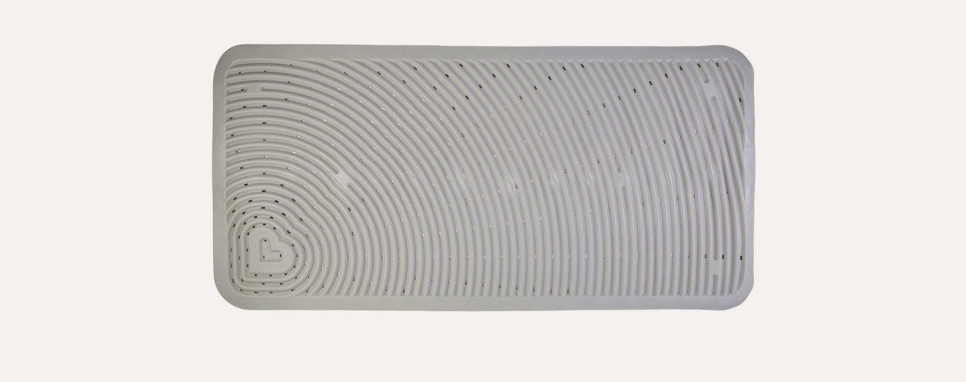 Grey Munchkin Soft Spot Cushioned Bath Mat
