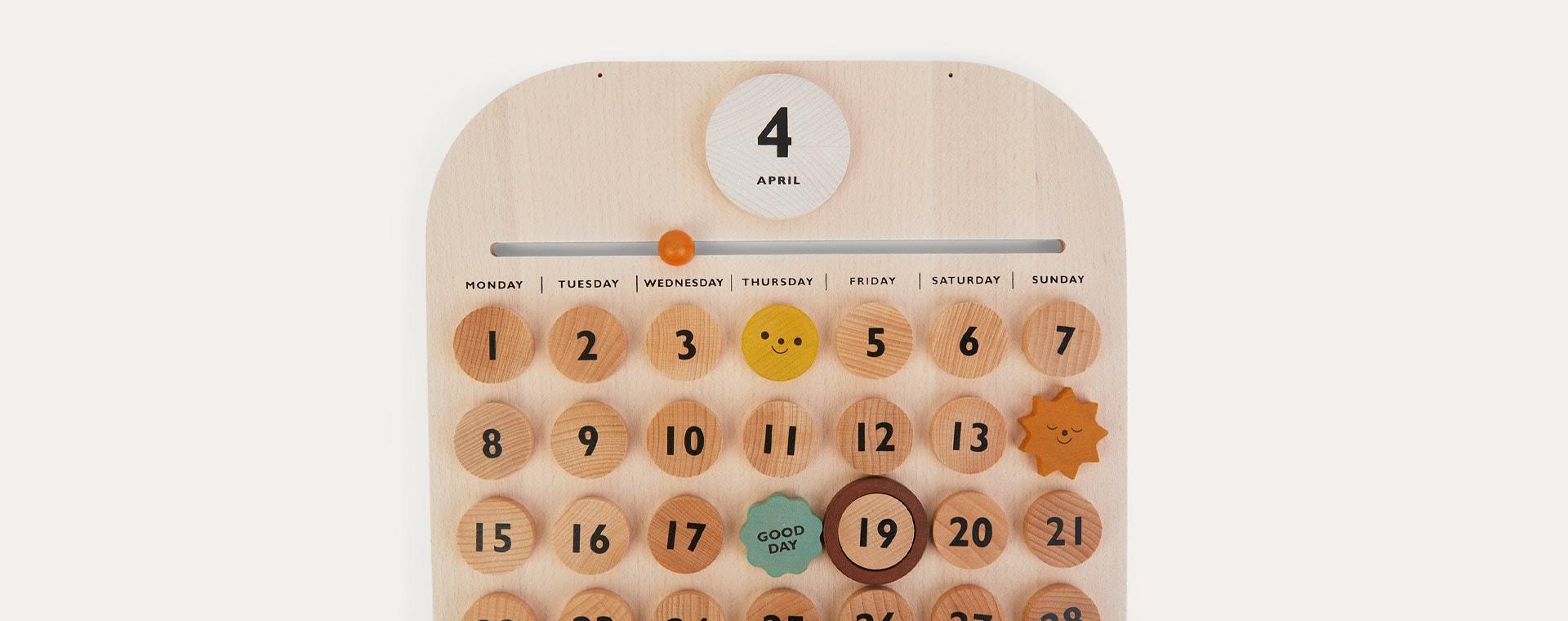 Multi Moon Picnic My Calendar
