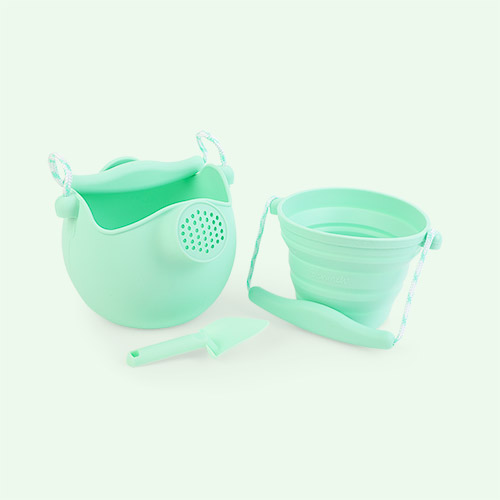 Spearmint Scrunch Scrunch Gardening Kit
