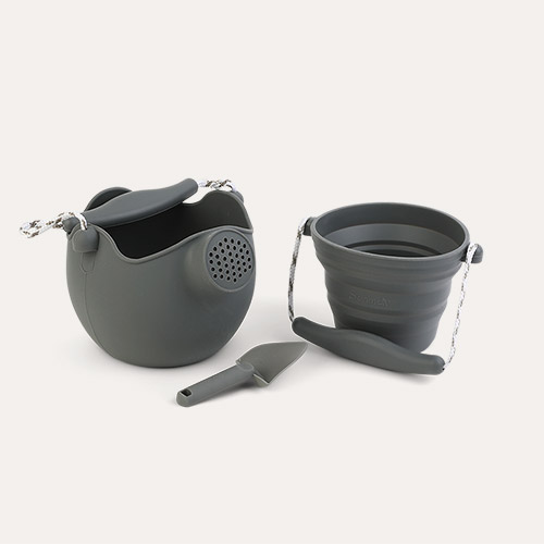Grey Scrunch Scrunch Gardening Kit