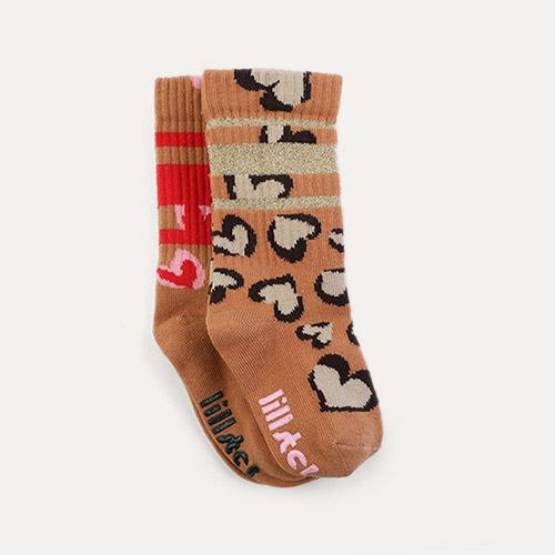 Hearts Lillster 2-Pack Socks