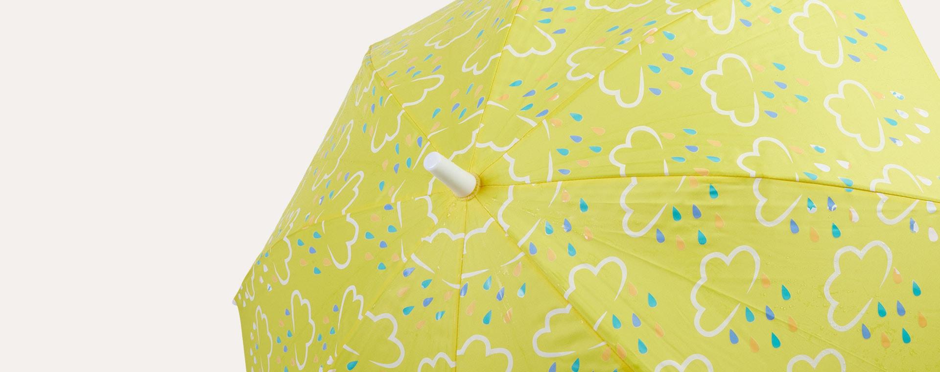 Yellow Grass & Air Colour-Changing Umbrella