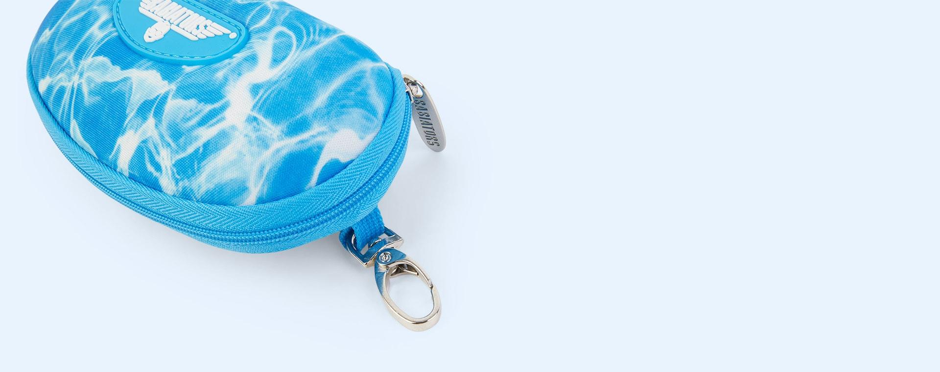 Blue Babiators Travel Case