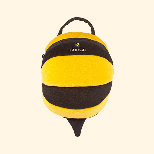 Bee Little Life Toddler Backpack with Rein