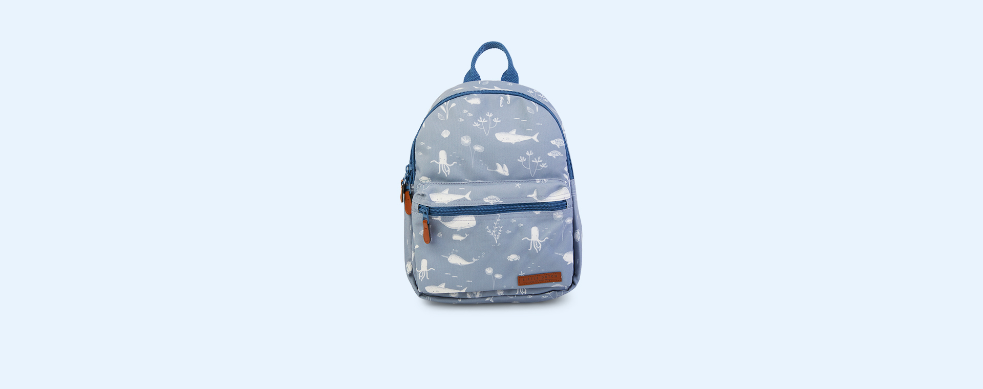 Ocean Blue Little Dutch Backpack