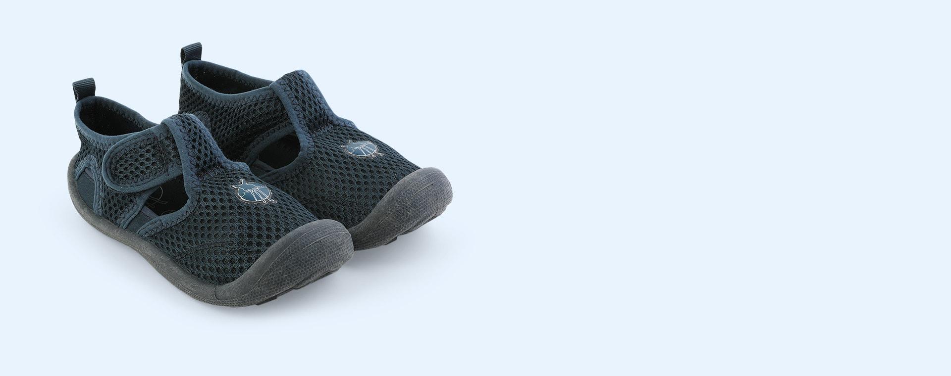 Blue Lassig Beach Sandals