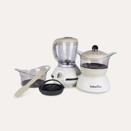 Cream Babymoov Nutribaby Food Processor