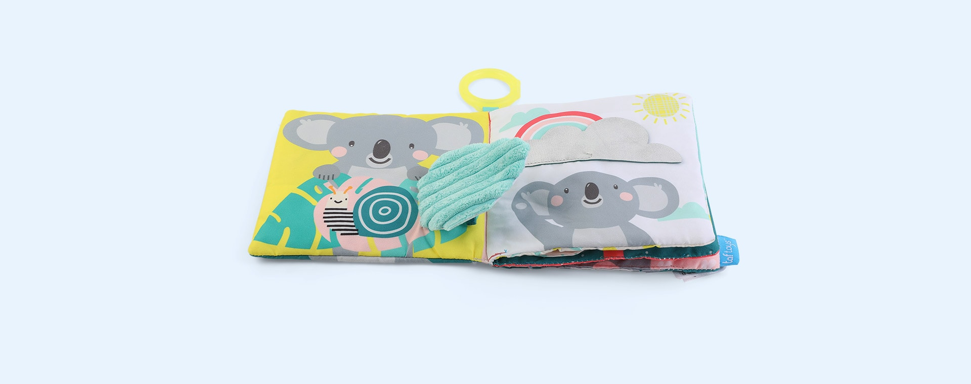 Multi taf toys Where Is Joey Sensory Book