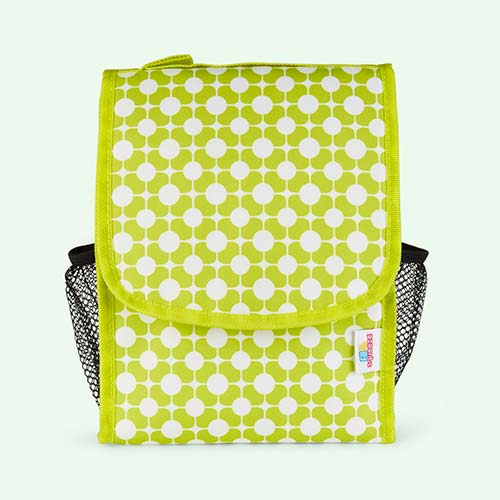 Green Fill n Squeeze Insulated Pouch Cooler Bag