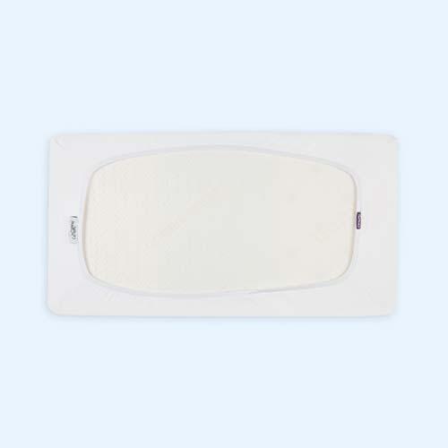 White Knuma Huddle Crib Sheet- Pack of 2