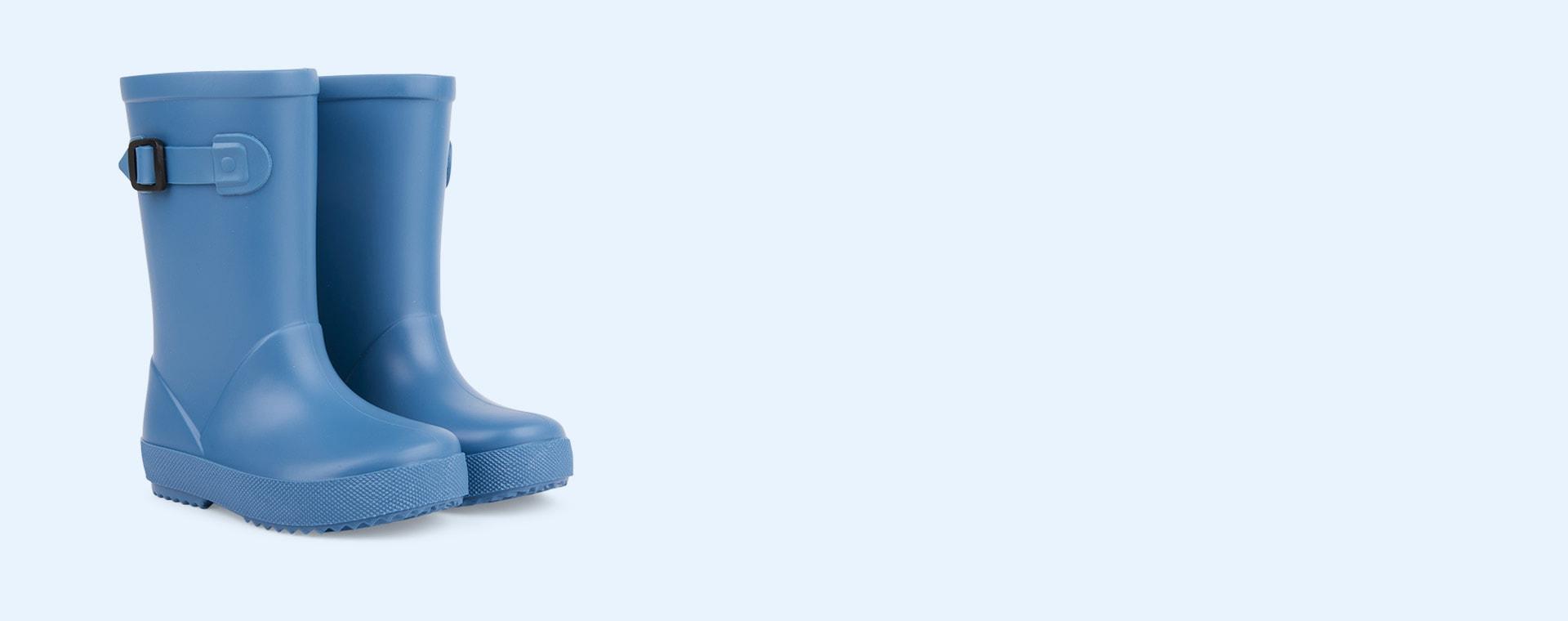 Azul igor Splash Euri Borreguito Welly