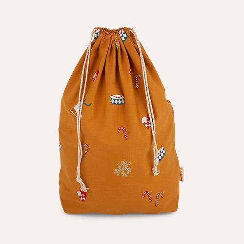 Nostalgia Embroidery Fabelab Christmas Sack