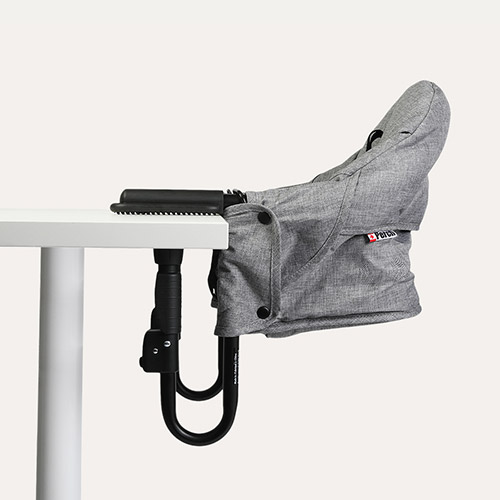 Salt and Pepper Guzzie + Guss Perch Hanging Highchair