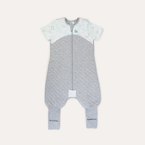 White Love To Dream Love To Sleep Suit 1.0 TOG