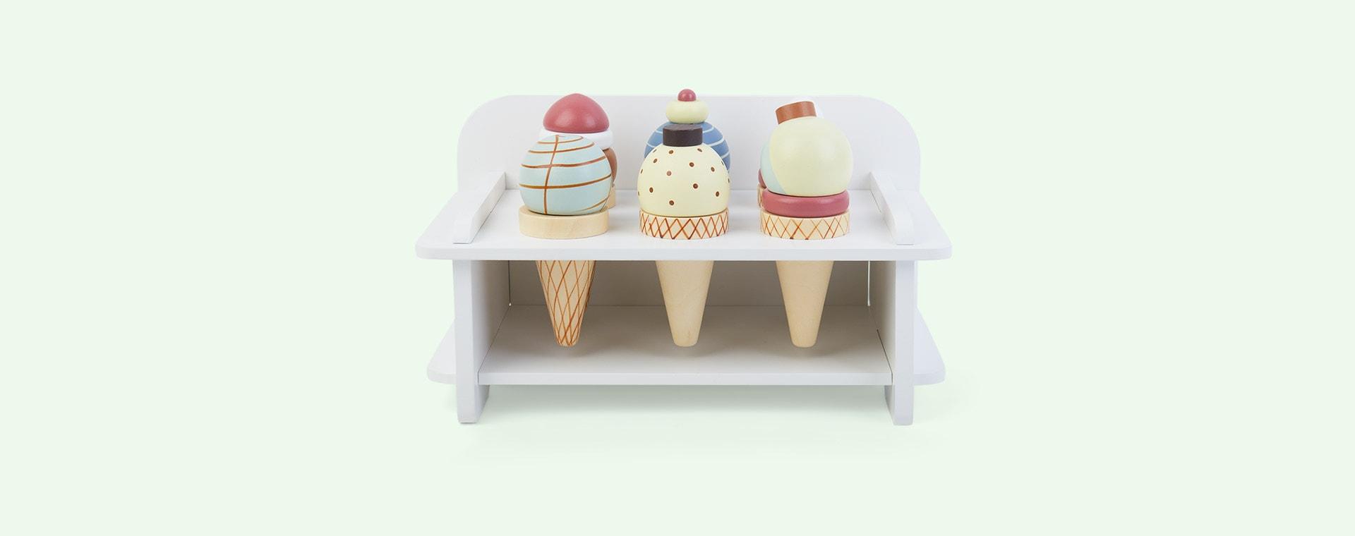Multi Kid's Concept Ice Cream with Rack