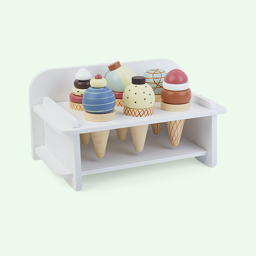 Multi Kid's Concept Ice Cream with Rack