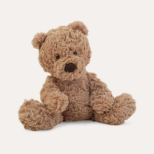 Brown Jellycat Small Bumbly Bear