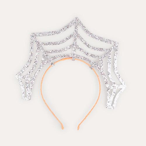 Multi Meri Meri Silver Cobweb Headband