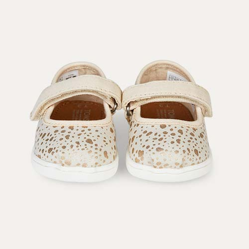 Snow Spot TOMS Classic Mary Jane Shoe