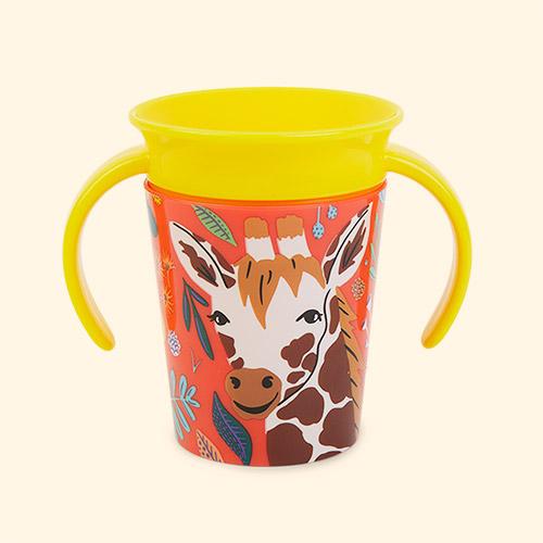 Giraffe Munchkin Miracle 360 Wildlove Trainer Cup