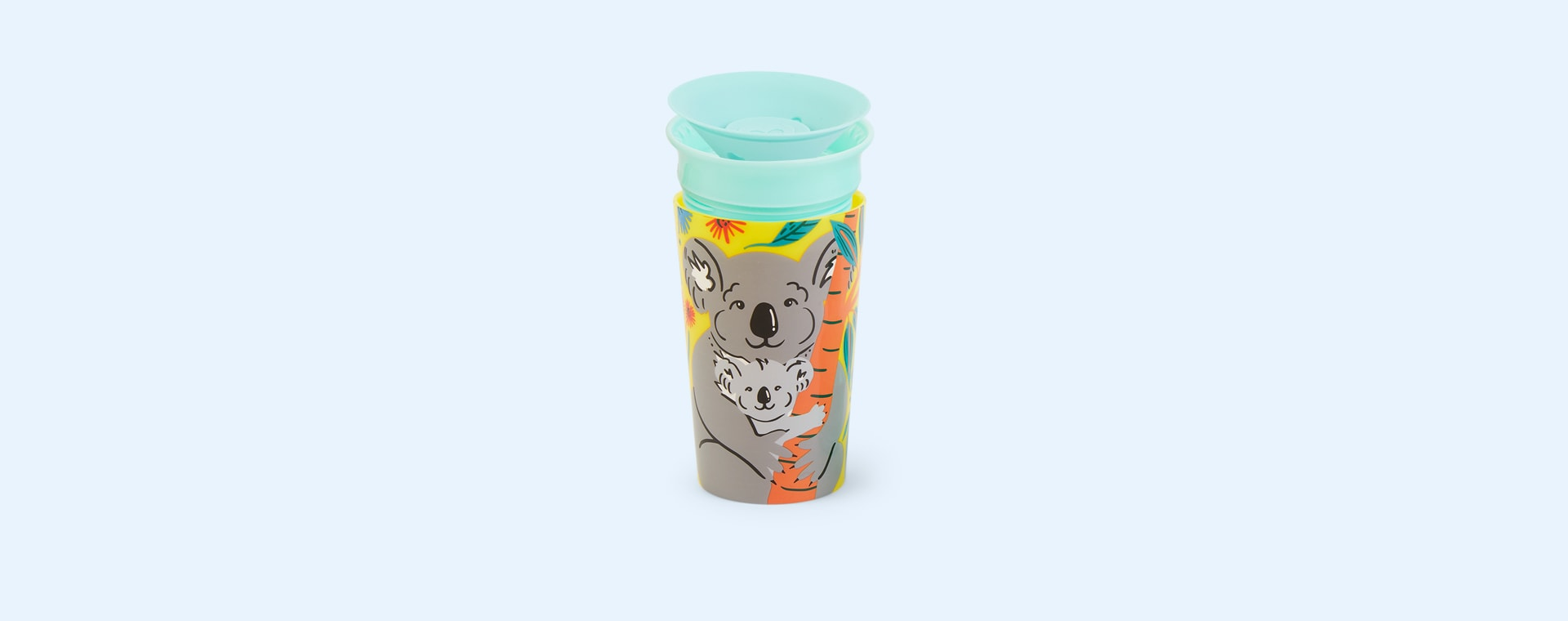 Koala Munchkin Miracle 360 Wildlove Sippy Cup
