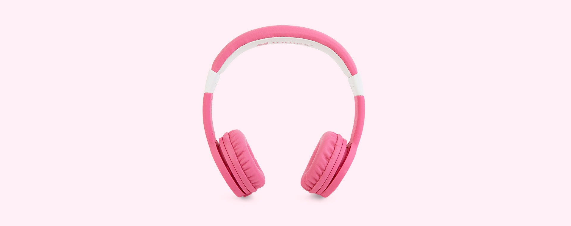 Pink Tonies Tonie Headphones