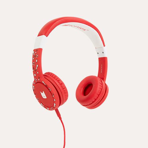 Red Tonies Tonie Headphones