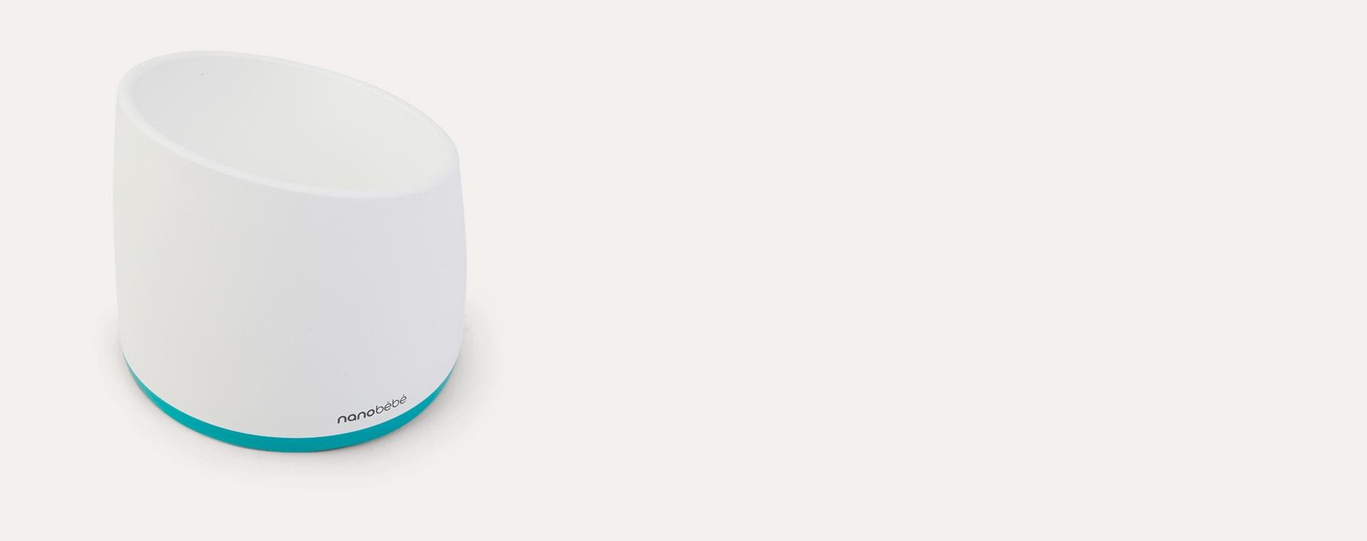 White nanobébé Smart Warming Bowl